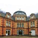 Greenwich observatory — Stock Photo
