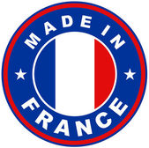 Made in france — Stock Photo
