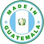Постер, плакат: Made in guatemala