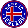 Made in iceland — Stock Photo #20691633