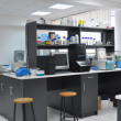 School laboratory — Stock Photo