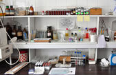 Old laboratory — Stock Photo