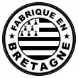 Fabrique en bretagne — Stock Photo