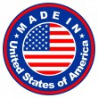 Made in usa — Stock Photo #29908977