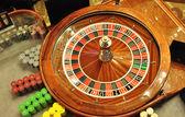 Roulette wheel — Stock Photo