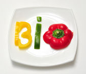 Bio food — Stock Photo