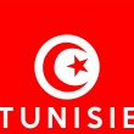 Flag of Tunisia — Stock Photo #43159815