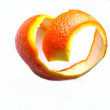 Orange peel — Stock Photo