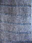 Texture of knitted material — Stock Photo