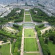Paris from Eiffel Tower — Stock Photo #23597987
