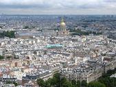 Paris from Eiffel Tower — Stock Photo