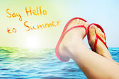 Summer holiday — Stock Photo