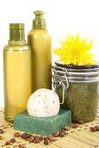 Natural cosmetics. — Stock Photo