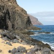 Stock Photo: Teresitas beach. Tenerife island, Canaries