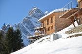 Scenari alpini, braunwald, svizzera — Foto Stock
