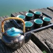 Chinese tea set — Stock Photo #20824583