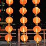 Chinese lanterns — Stock Photo