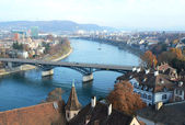 Basel, Switzerland — Stock Photo