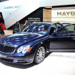 Постер, плакат: GENEVA MARCH 12: Maybach 57S at 82nd International Motor Show