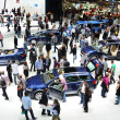 GENEVA - MARCH 12: International Motor Show on March 12, 2012 in — Stock Photo #20838653