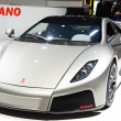 GENEVA - MARCH 12: GTA Spano at 82nd International Motor Show on — Stock Photo