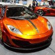 GENEVA - MARCH 12: Mansory McLaren MP4-12C at 82nd International — Stock Photo