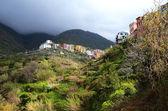 Corniglia village. Cinque Terre, Italy. — Stock Photo