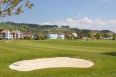 Golf course — Стоковое фото