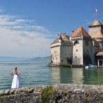 Chillion castle, Switzerland — Stock Photo #20881993