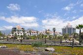 Costa Adeje.Tenerife island, Canaries — Stock Photo