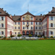 Baroque palace. Mainau island, Germany - Stock Photo