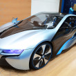 GENEVA - MARCH 12: BMW i8 Concept on display at 82nd Internation — Stock Photo