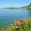 Stock Photo: Montreux, Switzerland