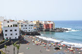 Puerto de la Cruz, Tenerife island, Canaries — Stock Photo