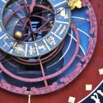 Famous Zytglogge zodiacal clock in Bern, Switzerland — Stock Photo