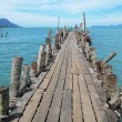 Pathway to the sea. Langkawi, Malaysia — Stock Photo #21001639