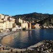Camogli village, Italian Riviera — Stock Photo