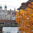 Lucerne, Switzerland — Stock Photo #21006363