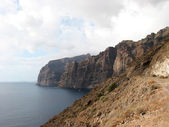 Los Gigantes, Tenerife, Canaries — Stock Photo