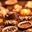 Swiss chocolate — Stock Photo #21012525