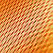 Orange mesh - Stock Photo