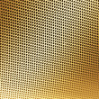 Golden mesh - Stock Photo