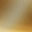 Stock Photo: Golden mesh