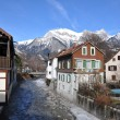 Stock Photo: Bad Ragaz, Switzerland
