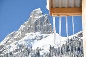 Eggstoeke mount 2449m. Braunwald, Switzerland — Stock Photo