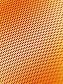 Orange mesh — Stock Photo