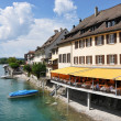 Stein am Rhein, Switzerland - Stock Photo