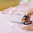Dressmaker at work — Stock Photo #21025275