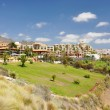 Luxury hotels at Torviscas Playa. Tenerife island, canaries — Stock Photo #21027881