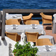 Stock Photo: Restaurant at coast. Tenerife, Canaries